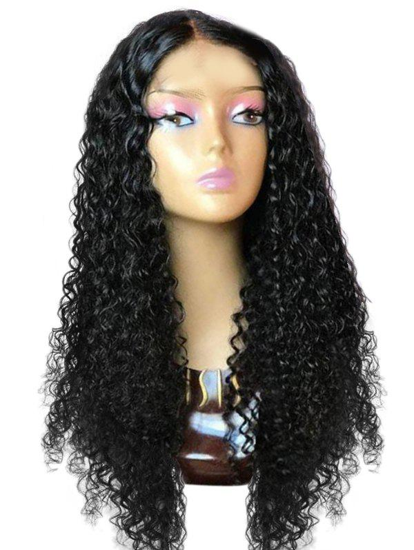 Outfits Center Parting Long Deep Wave Synthetic Wig