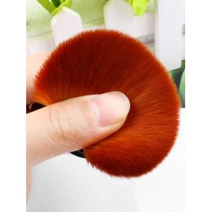 Professional Double Ended Ultra Soft Fiber Hair Makeup Brush -
