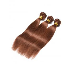 Indian Real Human Hair Straight Hair Wefts -