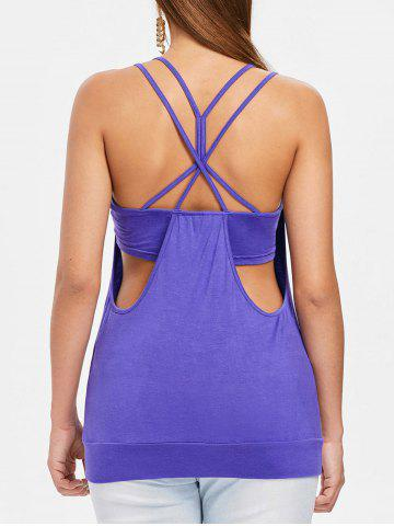 Shop Strappy Open Back Camis
