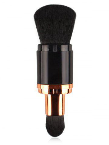Sale Professional Double Ended Ultra Soft Fiber Hair Makeup Brush
