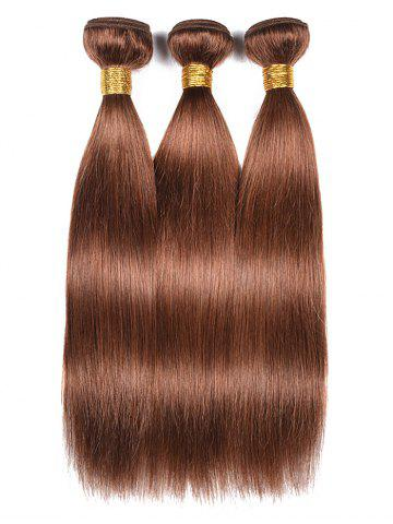 Unique Indian Real Human Hair Straight Hair Wefts