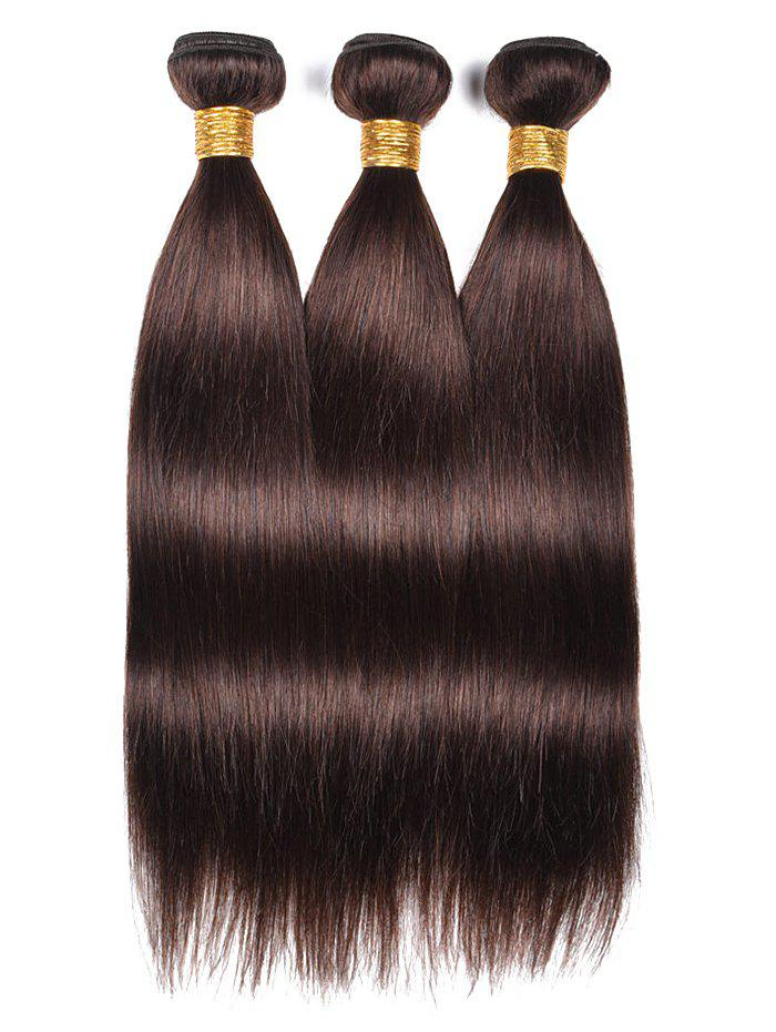 Latest 3Pcs Straight Real Human Hair Weaves