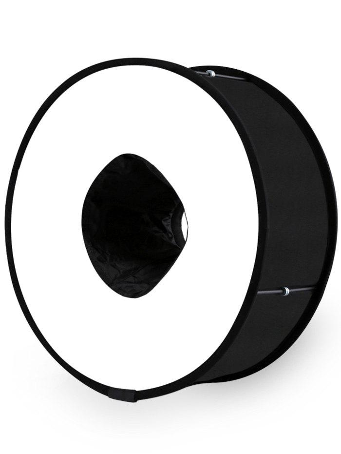 Sale Round Universal Collapsible Magnetic Ring Soft Box