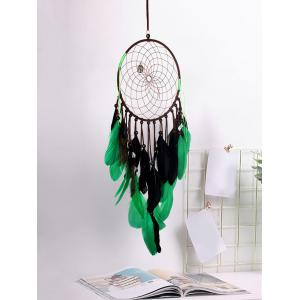 Feathers Bell Dream Catcher Car Decoration Craft -