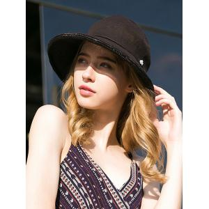 UV Protection Wide Brim Travel Holiday Sunscreen Hat -
