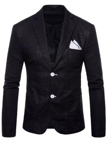Best Solid Color Lapel Thin Casual Blazer