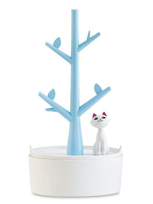 Affordable Tree Branch Kitten Decor Jewelry Display Rack