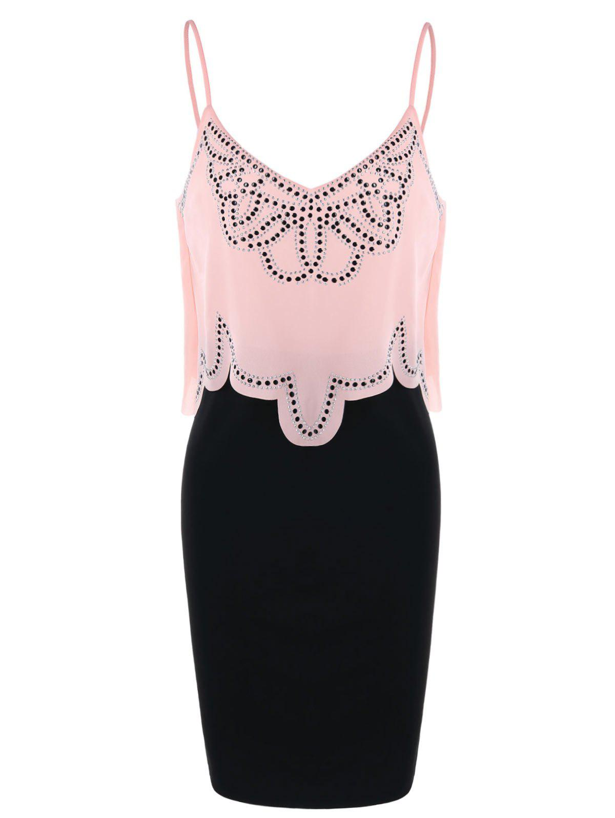 Butterfly Bodycon Popover Dress thumbnail