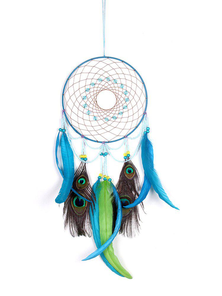 Discount Handmade Feathers Beads Dreamcatcher Gift