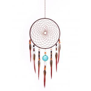 Beads Feathers Dream Catcher Wall Hanging Decoration -