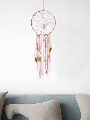 Affordable Feathers Fringed Handmade Dream Catcher Wall Hanging Decoration