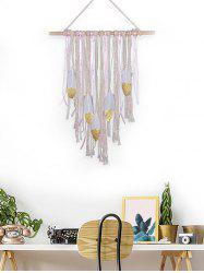 Ручные перья Fringed Wall Hanging Decoration -