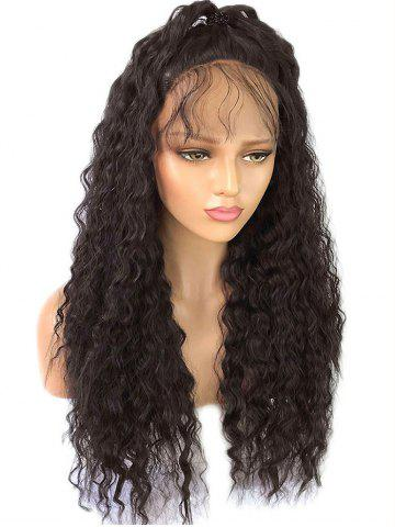 Online Long Free Part Curly Lace Front Synthetic Wig