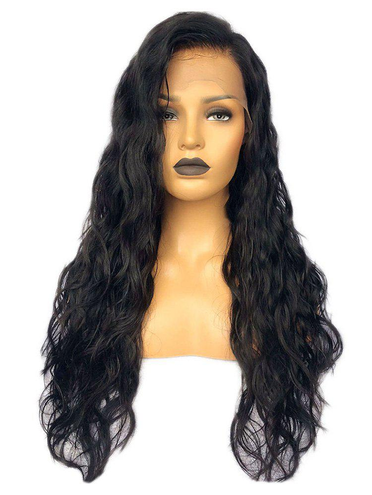 Online Long Free Part Wavy Lace Front Synthetic Wig