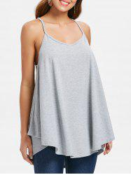 Plain Tunic Tank Top -