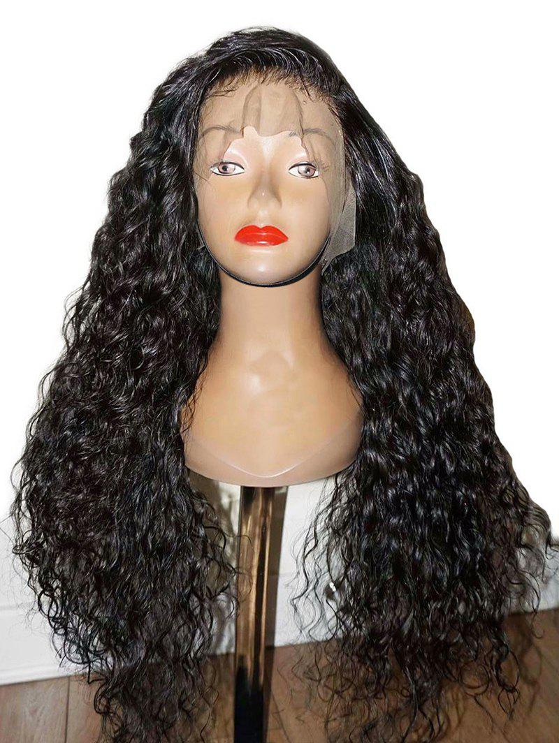 Store Long Free Part Curly Lace Front Synthetic Wig