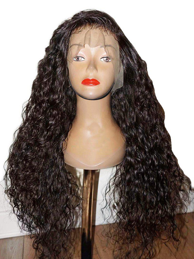 Latest Long Free Part Curly Lace Front Synthetic Wig