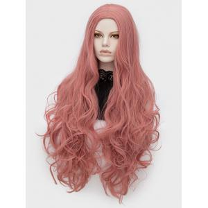 Center Parting Long Wavy Lolita Synthetic Wig -