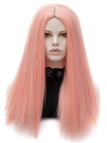 Outfits Long Middle Part Straight Lolita Synthetic Wig
