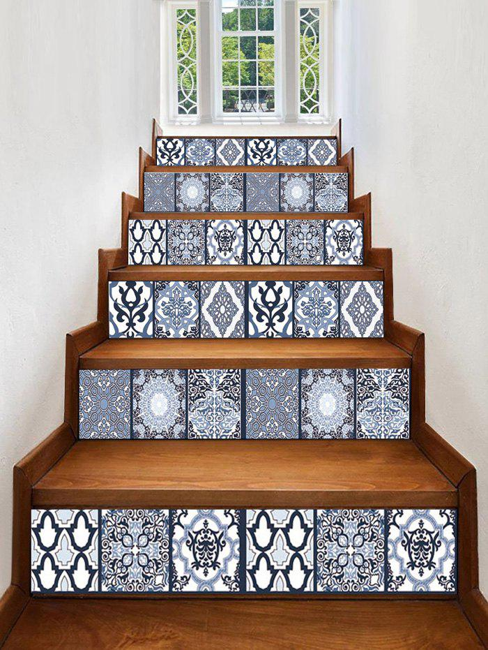 Store Unique Printed Decorative Stair Decals