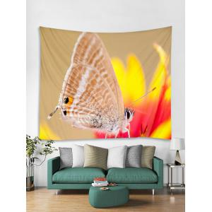 Butterfly Pattern Tapestry Wall Hanging Art Decoration -