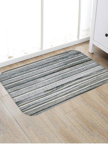 Latest Wooden Printed Anti-skid Area Rugs