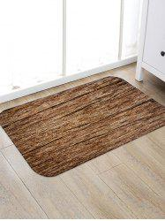 Timber Grain Printed Floor Area Rug -