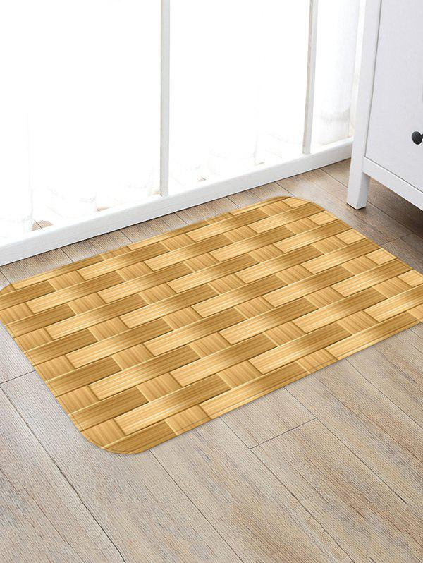 New Weave Pattern Floor Non Slip Rug