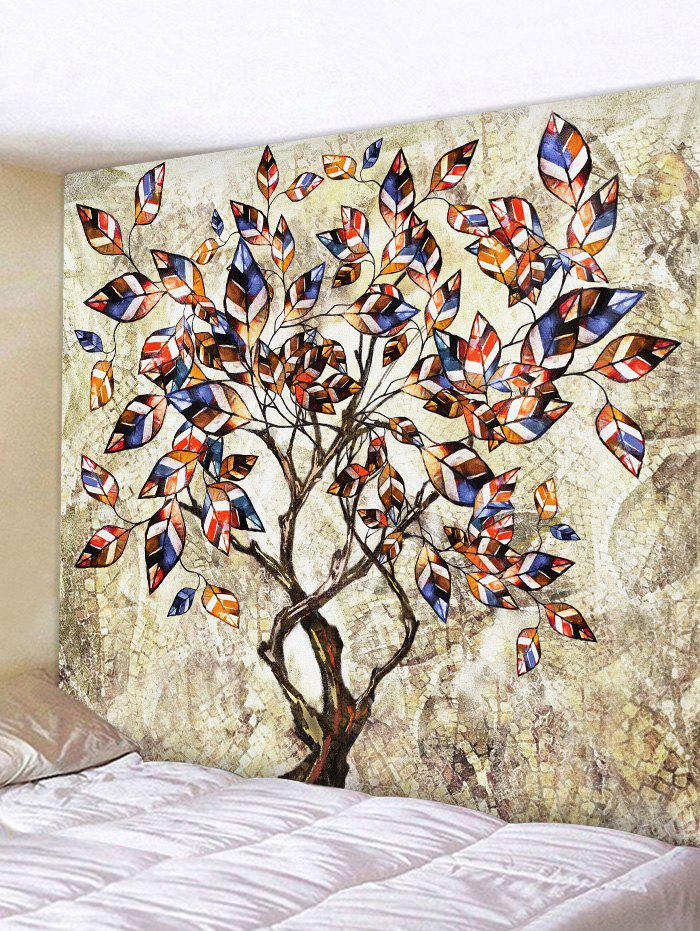 Best Waterproof Tree Pattern Wall Hanging Tapestry