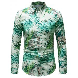 Colorful Shirt Long Sleeve Shirt -
