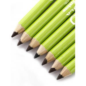 12 Pcs Double Ended Cosmetic Eyeliner Pencil with Sharpener -
