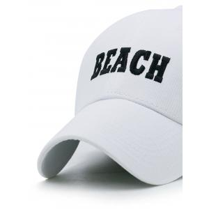 Outdoor BEACH Embroidery Baseball Cap -