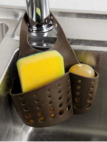 Fancy Adjustable Hanging Button Kitchen Tool Storage Bag