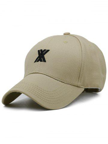 Shops Stylish XX Embroidery Adjustable Graphic Hat