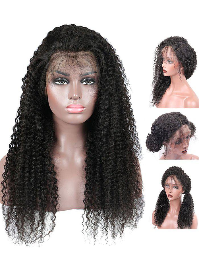 Outfits Free Part Long Curly Lace Front Synthetic Wig