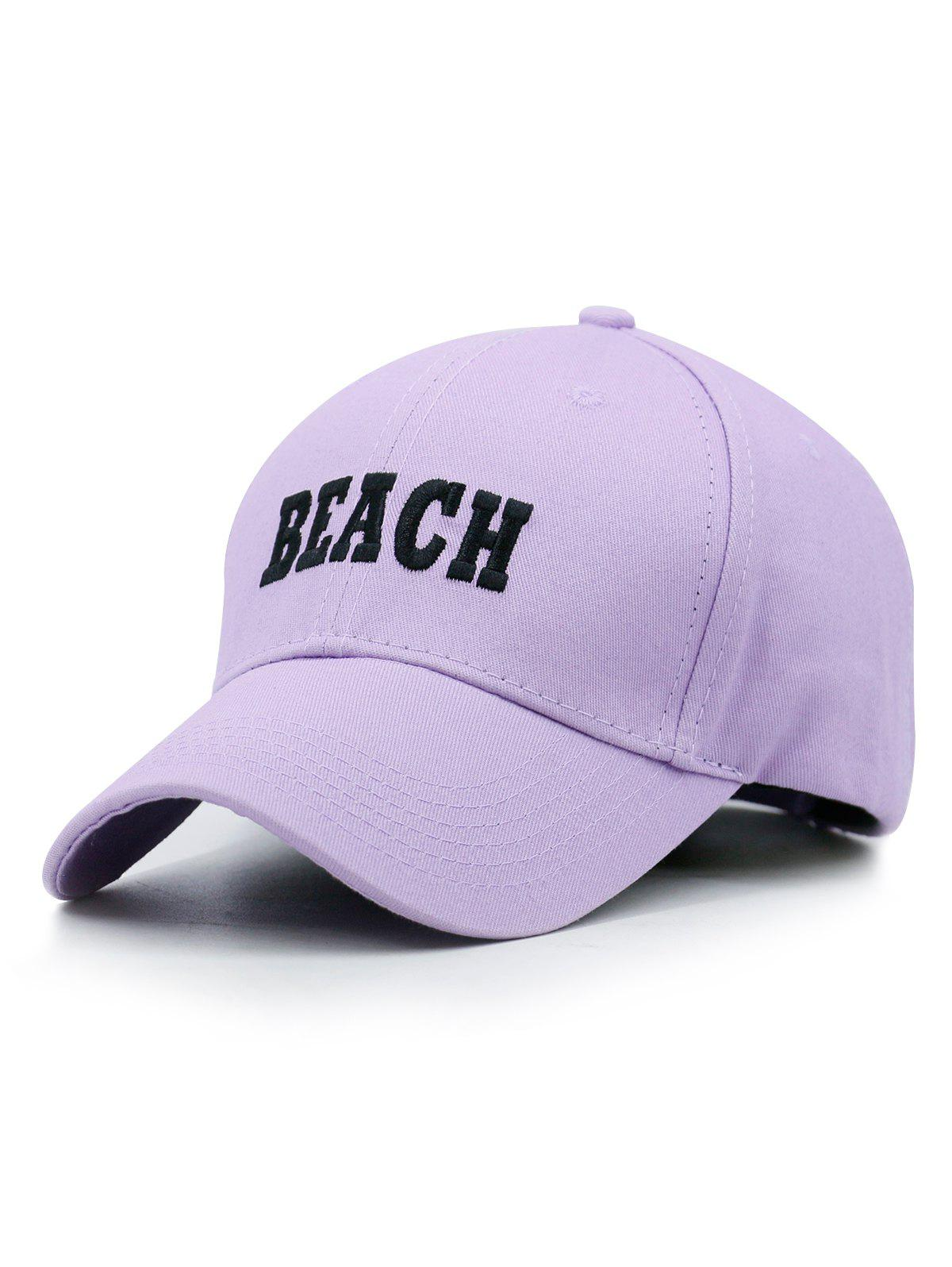 Discount Outdoor BEACH Embroidery Baseball Cap