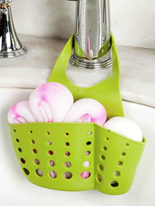 Latest Adjustable Hanging Button Kitchen Tool Storage Bag