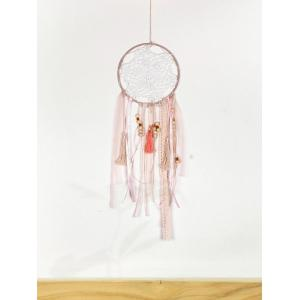 Fringed Handmade Dream Catcher Wall Hanging Decoration -