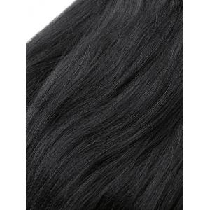 3Pcs Long Straight Synthetic Hair Extensions -