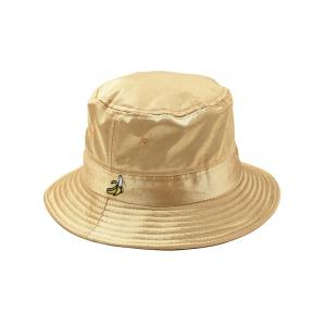 I am Honey Embroidery Glossy Fisherman Hat -