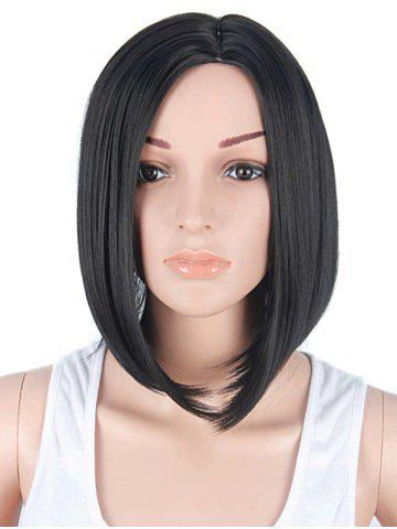 Shops Short Side Parting Straight Bob Capless Synthetic Wig