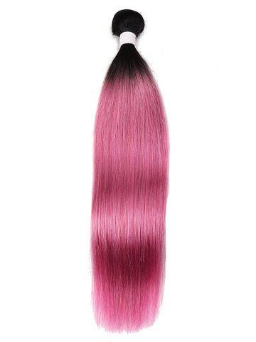 Discount Gradient Straight Indian Human Hair Weft