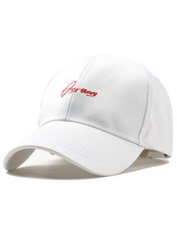 Sale Letter Embroidery Fully Adjustable Baseball Cap