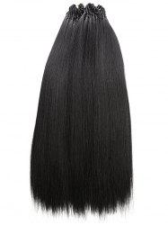 Long Straight 3Pcs Synthetic Hair Extensions -