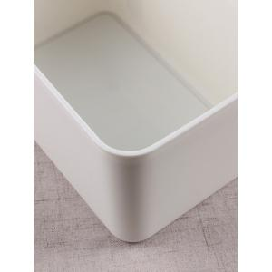 Rectangle Facial Tissue Box with Wooden Lid -