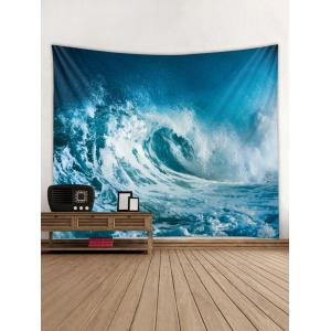 Sea Printed Wall Tapestry Hanging Decoration -