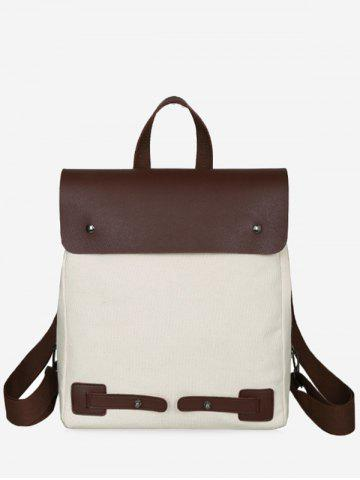 Hot Casual Color Block All Purpose Vacation Backpack