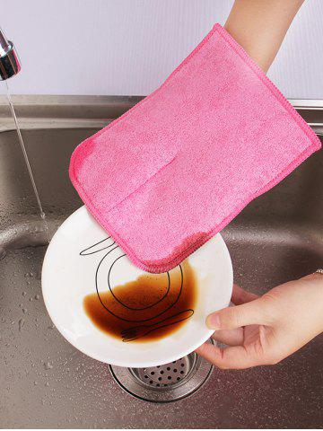 Buy Kitchen Tool Handheld Cleaning Dish Cloth