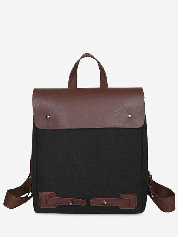 Shops Casual Color Block All Purpose Vacation Backpack